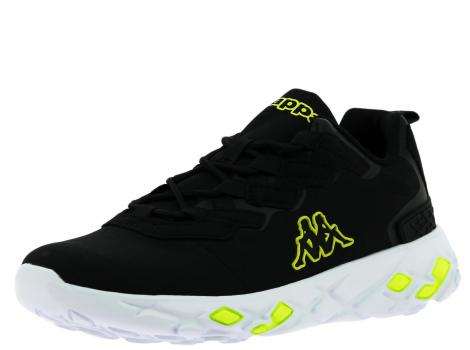 UNISEX CASUAL KAPPA STRATUS 242 845PC BLACK/YELLOW