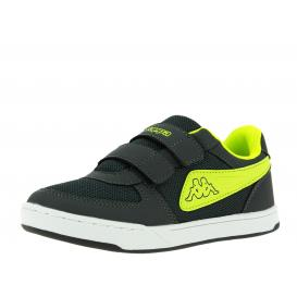 OTROŠKI CASUAL KAPPA TROOPER LIGHT SUN 260536 GREY/GREEN