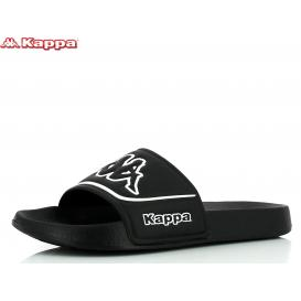 UNISEX NATIKAČI KAPPA MIRTON 242 736 BLACK/WHITE