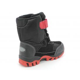 OTROŠKI SKI BOOT SUPERGEAR B195 BLACK/RED